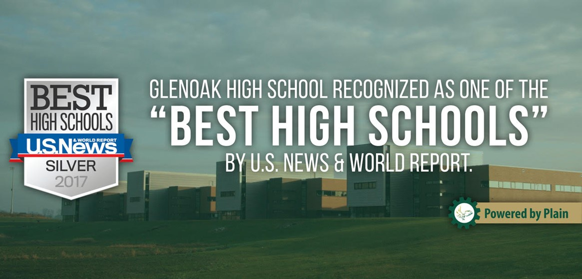 Congratulations GlenOak High School!